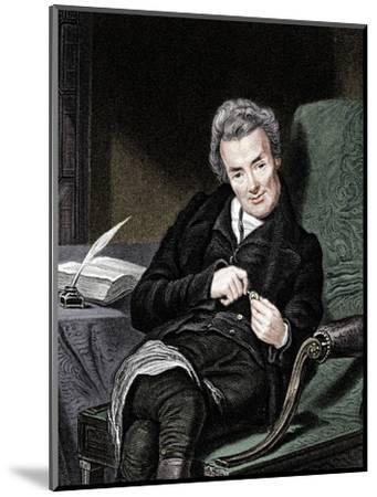 William Wilberforce, English philanthropist-Unknown-Mounted Giclee Print