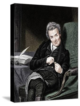 William Wilberforce, English philanthropist-Unknown-Stretched Canvas Print