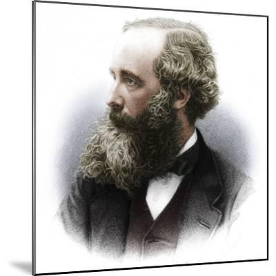 James Clerk Maxwell (1831-1879), Scottish theoretical physicist, 1882-Unknown-Mounted Photographic Print