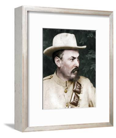 'General Louis Botha', (1862-1919), Afrikaner soldier and statesman, 1894-1907-Unknown-Framed Photographic Print