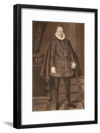 'Count Gondomar', c16th century (1904)-Unknown-Framed Giclee Print