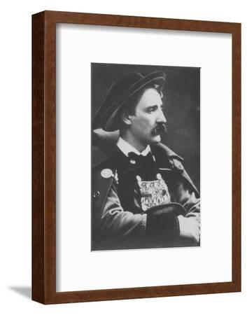 'Botrel', c1893-Unknown-Framed Photographic Print