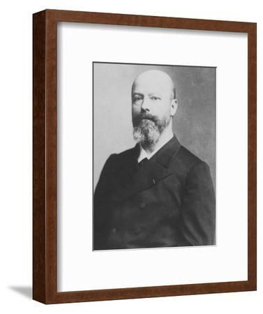 'Pinard', c1893-Unknown-Framed Photographic Print