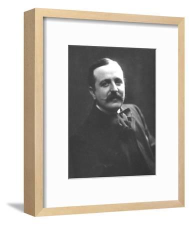 'Robert De Flers', c1893-Unknown-Framed Photographic Print