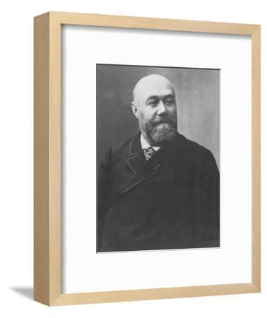 'Blum', c1893-Unknown-Framed Photographic Print