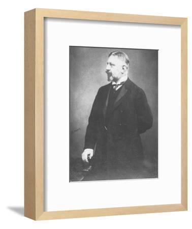 'Docteur De Rosen', c1893-Unknown-Framed Photographic Print
