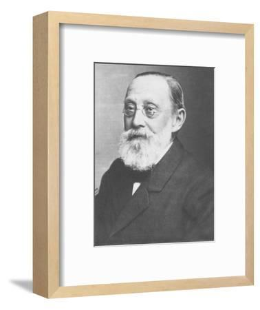 'Virchow', c1893-Unknown-Framed Photographic Print