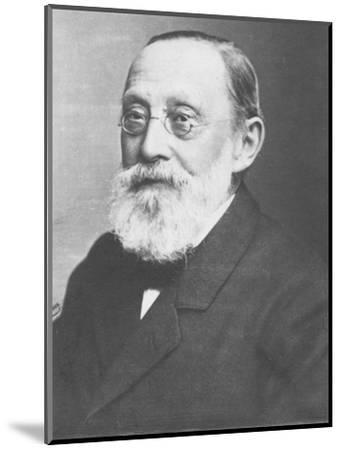 'Virchow', c1893-Unknown-Mounted Photographic Print