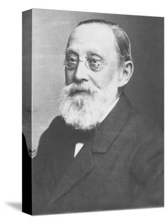 'Virchow', c1893-Unknown-Stretched Canvas Print