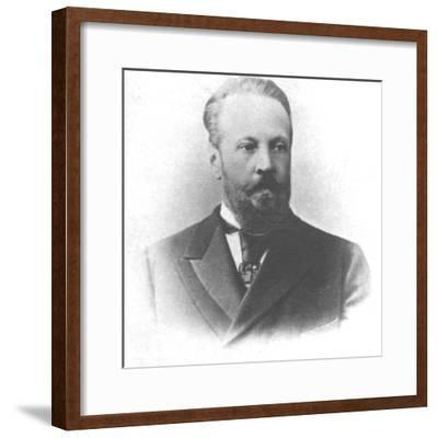 'Witte', c1893-Unknown-Framed Photographic Print