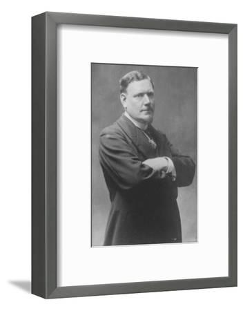 'Yann Nibor', c1893-Unknown-Framed Photographic Print