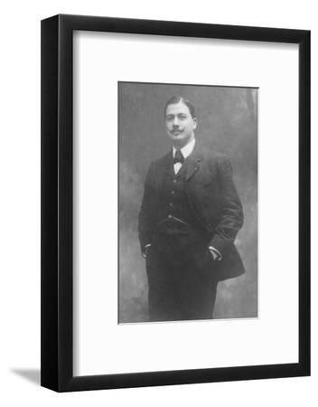 'Fursy', c1893-Unknown-Framed Photographic Print