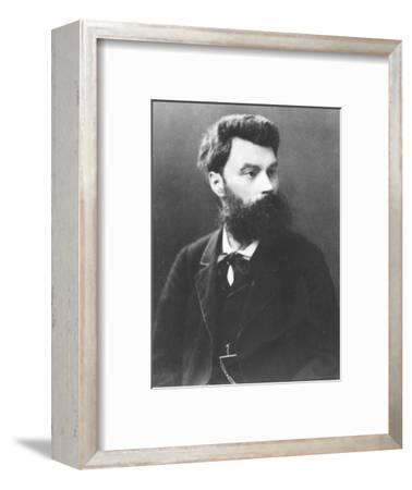 'Pelletan', c1893-Unknown-Framed Photographic Print