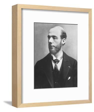'Wolff', c1893-Unknown-Framed Photographic Print