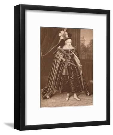 'Prince Charles', c17th century, (1904)-Unknown-Framed Giclee Print