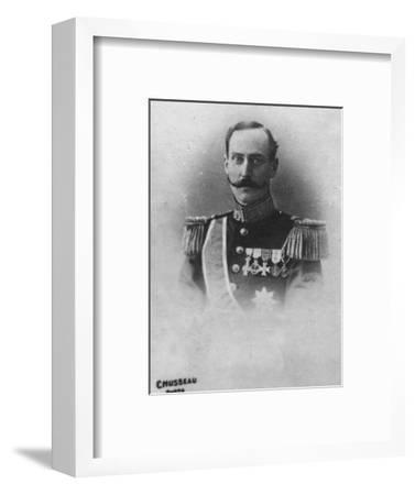 'Haakon', c1893-Unknown-Framed Photographic Print