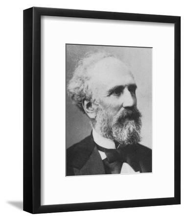 'Ribot', c1893-Unknown-Framed Photographic Print