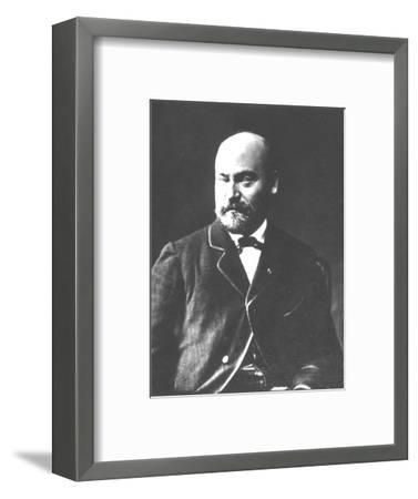 'Gille', c1893-Unknown-Framed Photographic Print