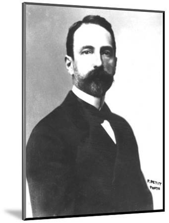 'Tuffier', c1893-Pierre Petit-Mounted Photographic Print
