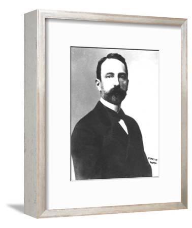 'Tuffier', c1893-Pierre Petit-Framed Photographic Print