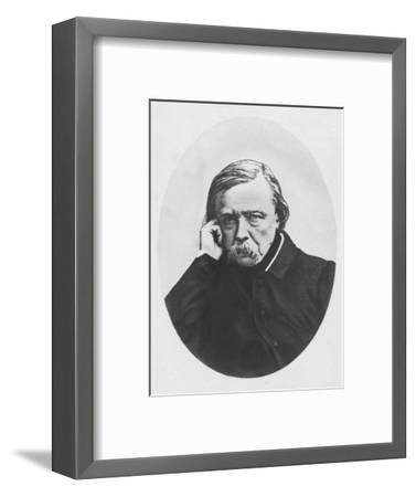 'David D'Angers', c1893-Unknown-Framed Photographic Print