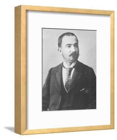 'Puech', c1893-Unknown-Framed Photographic Print