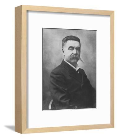 'Segond', c1893-Eugene Pirou-Framed Photographic Print
