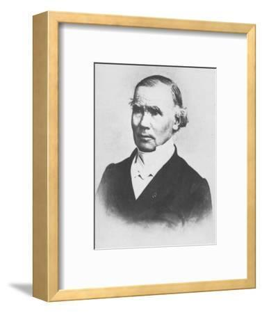 'Velpeau', c1893-Unknown-Framed Photographic Print