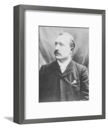 'Viviani', c1893-Unknown-Framed Photographic Print