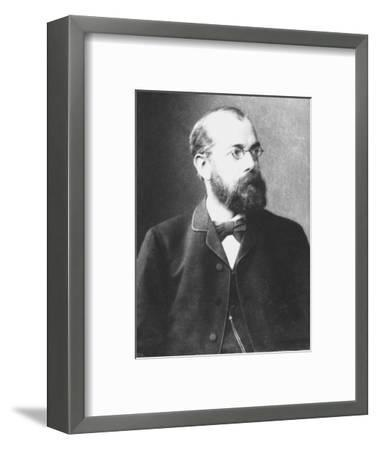 'Koch', c1893-Unknown-Framed Photographic Print