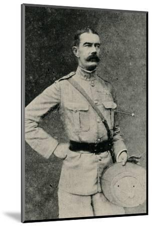 'Major-General Lord Kitchener', 1902-Gabriel Lekegian-Mounted Photographic Print