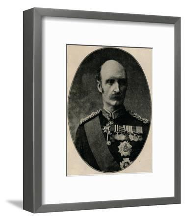 'Sir George White', 1902-Unknown-Framed Giclee Print
