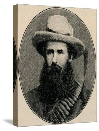 'General Pretorius', 1902-Unknown-Stretched Canvas Print
