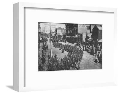 'In the Transvaal ', 1900-Unknown-Framed Photographic Print