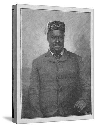 'King Cetewayo', 1902-Unknown-Stretched Canvas Print