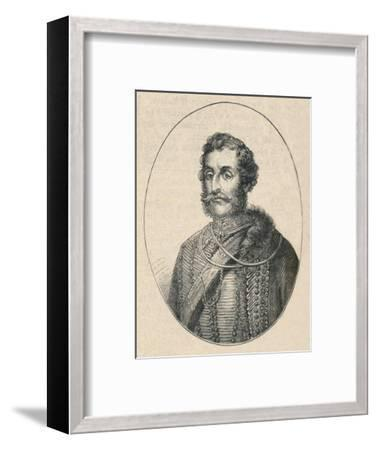 'Lord Cardigan', 1902-Unknown-Framed Giclee Print