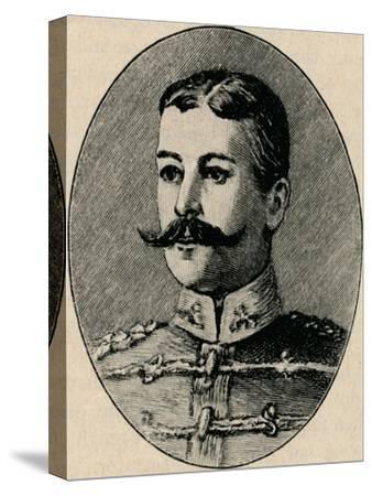 'Colonel Schiel', 1902-Unknown-Stretched Canvas Print