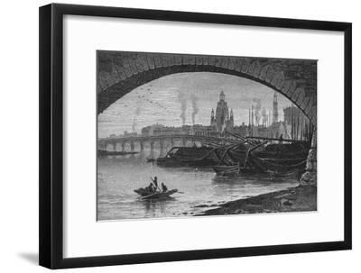'Dresden', 1902-Unknown-Framed Giclee Print