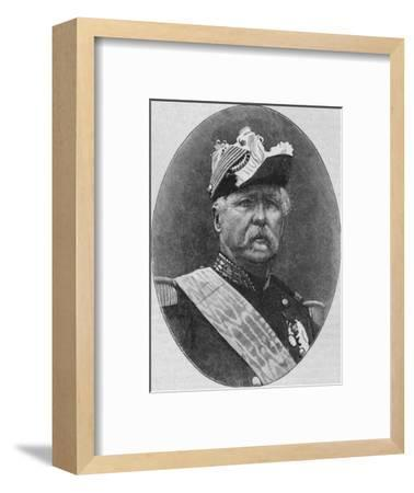 'Marshal MacMahon', 1902-Unknown-Framed Giclee Print