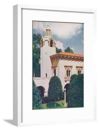 'The Palace of Photography', c1935-Unknown-Framed Giclee Print