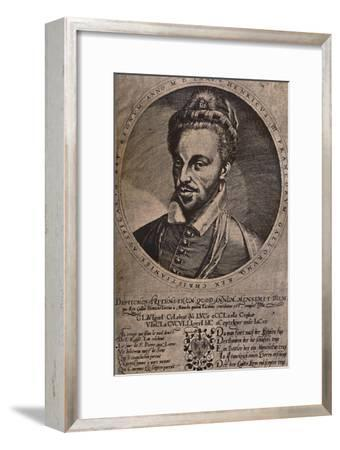 Henry III, King of France, c16th century (1894)-Unknown-Framed Giclee Print