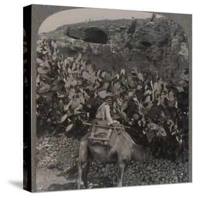 'Golgotha (The Place of the Skull)', c1900-Unknown-Stretched Canvas Print