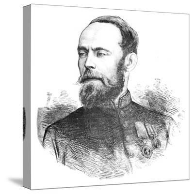 'Sir Louis Cavagnari', c1880-Unknown-Stretched Canvas Print