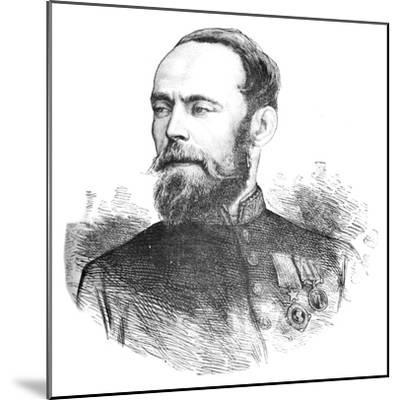 'Sir Louis Cavagnari', c1880-Unknown-Mounted Giclee Print