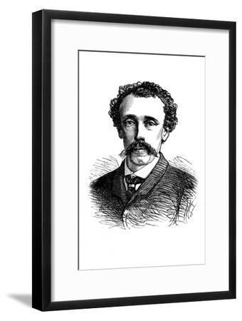 'Mr. J. W. W. Birch', c1880-Unknown-Framed Giclee Print