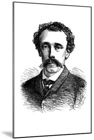 'Mr. J. W. W. Birch', c1880-Unknown-Mounted Giclee Print