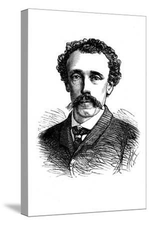 'Mr. J. W. W. Birch', c1880-Unknown-Stretched Canvas Print