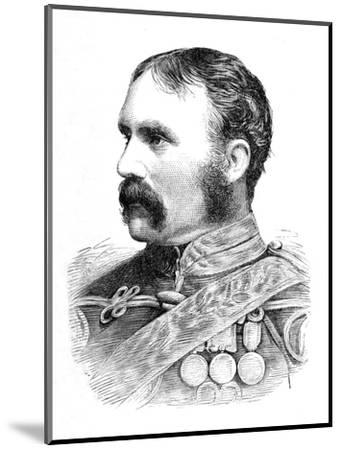 'Brigadier-General H. F. Brooke', c1880-Unknown-Mounted Giclee Print