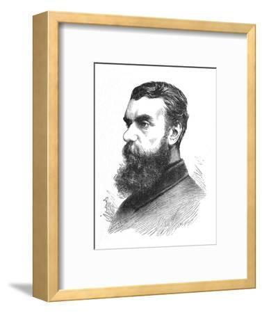 'Rev. G. M. Gordon', c1880-Unknown-Framed Giclee Print