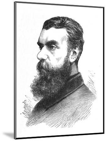 'Rev. G. M. Gordon', c1880-Unknown-Mounted Giclee Print